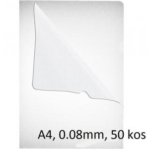 SRAJČKA L A4 0,08mm KLIPKO HRAPAVA PP 50/1