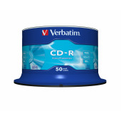 CD-R 700MB 52X VERBATIM 50/1