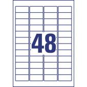 ETIKETE SOREX 45,7x21,2 100/1
