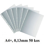 VLOŽEK A4+ 0,13mm GLADEK 50/1