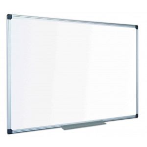 PIŠI BRIŠI BELA MAGNETNA TABLA BI-OFFICE MAYA 90x120cm