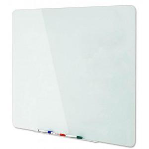 STEKLENA MAGNETNA TABLA PIŠI BRIŠI BI-OFFICE 120x150cm
