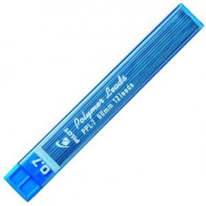 VLOŽKI ZA TEHNIČNI SVINČNIK PILOT PPL-7-BG 0,7mm HB