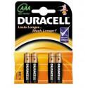 BATERIJA AAA DURACELL BASIC LR03 K4 4 kos