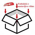 TRANSPORTNA KARTONSKA ŠKATLA TRISLOJNA 294x260x100-150-175-193mm MVP11205115