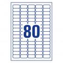 ETIKETE SOREX 35,6x16,9 100/1