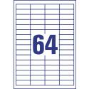 ETIKETE SOREX 48,5x16,9 100/1