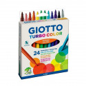 FLOMASTRI GIOTTO TURBO COLOR 1/24 071500