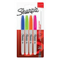 MARKER SHARPIE FINE FUN SET 4/1