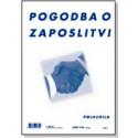 OBRAZEC POGODBA O ZAPOSLITVI S POJASNILI A4 ALEA 5.9