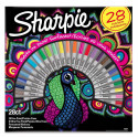 MARKER SHARPIE FINE PAV SET 28/1