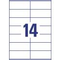 ETIKETE SOREX 105x41 100/1