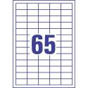 ETIKETE SOREX 38x21,2 100/1