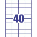 ETIKETE SOREX 52,5x29,7 100/1
