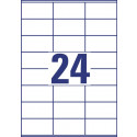 ETIKETE SOREX 64,6x33,8 100/1