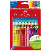 FABER CASTELL BARVICE COLOUR GRIP 1/36