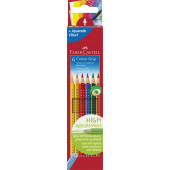 FABER CASTELL BARVICE COLOUR GRIP 1/6