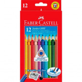 BARVICE FABER CASTELL COLOUR GRIP JUMBO 1/12