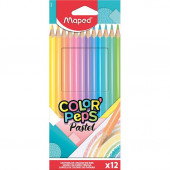 BARVICE MAPED COLOR'PEPS PASTEL 12/1