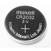 GUMB BATERIJA MAXELL CR2032