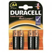 BATERIJA DURACELL LR6 AA K4 BASIC