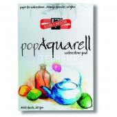 AKVARELNI BLOK A4 KOH-I-NOOR POP AQUARELL 250g 10/1