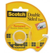 DVOSTRANSKI LEPILNI TRAK 19mmx6,3m 3M SCOTCH DOUBLE SIDED TAPE 136D