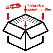 EMBALAŽNA KARTONSKA ŠKATLA 294x260x100-150-175-193mm MVP11205115