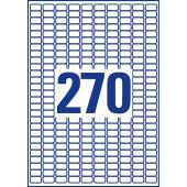 ETIKETE SOREX 17,8x10 100/1