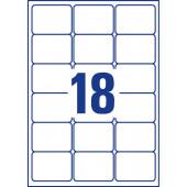 ETIKETE SOREX 63,5x46,6 100/1