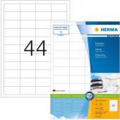 ETIKETE HERMA 4272 48,3x25,4 100/1