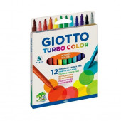 FLOMASTRI GIOTTO TURBO COLOR 1/12 071400