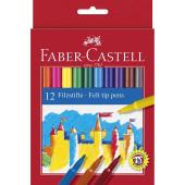 FLOMASTRI FABER CASTELL CASTLE  1/12