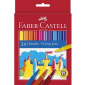 FLOMASTRI FABER CASTELL CASTLE  1/24