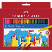 FLOMASTRI FABER CASTELL CASTLE  1/36