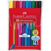 FLOMASTRI FABER CASTELL COLOUR GRIP 1/10