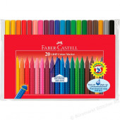 FLOMASTRI FABER CASTELL COLOUR GRIP 1/20