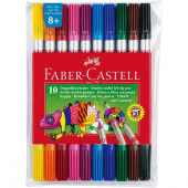 FLOMASTRI FABER CASTELL DUO 1/10