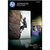 FOTO INK JET PAPIR HP ADVANCED GLOSSY PHOTO 10x15cm 250g Q8691A 25/1