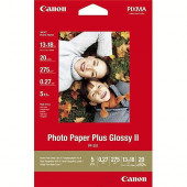 FOTO INK JET PAPIR CANON PP-201 HIGH GLOSSY PHOTO 13x18cm 265g 2311B018AA 20/1