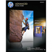 FOTO INK JET PAPIR HP ADVANCED GLOSSY PHOTO 13x18cm 250g Q8696A 25/1