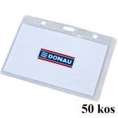 IDENTIFIKACIJSKE KARTICE BREZ PRIPONKE DONAU 105 X 65mm 50/1