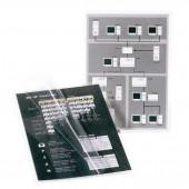 KARTICA LAMINIRNA A5 160x222 100/1