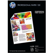 LASER FOTO PAPIR HP PROFESSIONAL GLOSSY PHOTO A4 150g CG965A 150/1