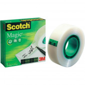 TRAK LEPILNI NEVIDNI SCOTCH MAGIC 810 19mmx33m