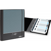 ORGANIZATOR Z REGISTROM A4 STREET NOTES