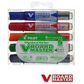 BOARDMARKER PILOT WBMA-VBM-M-SET 5 V BOARD MASTER SET 5/1