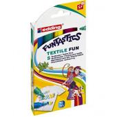 FLOMASTRI ZA TEKSTIL EDDING FUNTASTIC E-17/5 S 5/1