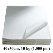 HAVANA PAPIR 50g 40x50cm BEL 10kg (1000 POL)