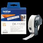 NALEPKE TERMO 17x87mm BELE BROTHER QL DK-11203 300/1